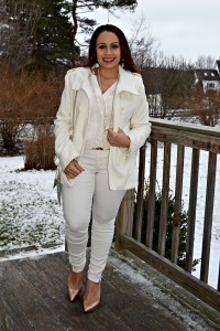 Monochromatic Winter White