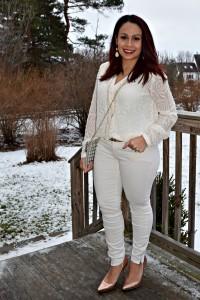 Monochromatic Winter White