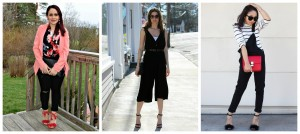 How to Wear Black in Spring