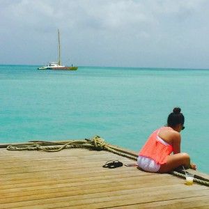 My Trip to Aruba