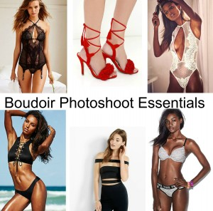 Melissa Mom with Style and her Boudoir Photoshoot Essentials