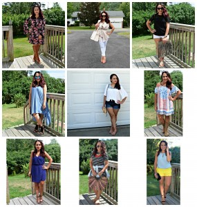Melissa Mom with Style Top 9 Summer Looks