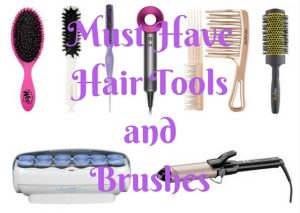 Melissa Mom with Style must have hair tools and brushes