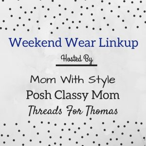 Melissa Mom with Style Weekend Wear Linkup logo