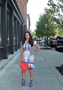 Melissa Mom with Style on what to wear to a summer date night