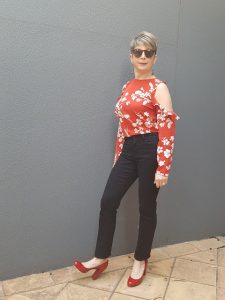Melissa Mom with Style Weekend Wear Linkup feature blogger