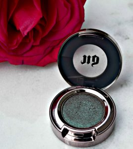 Melissa Mom with Style Urban Decay eyeshadow in Lounge