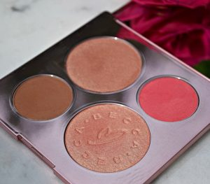 Melissa Mom with Style Becca X Chrissy Tiger Glow Face Palette