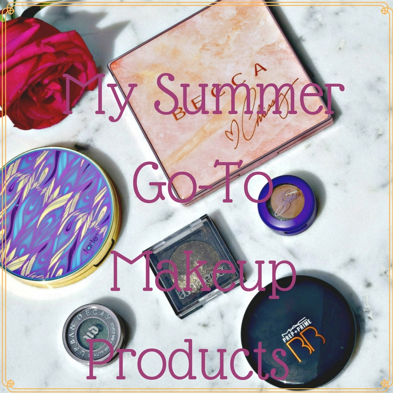 Melissa Mom with Style Summer go-to Makeup Products