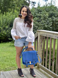 Melissa Mom with Style Transition Your Wardrobe from Summer to Fall: Shorts