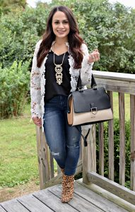 Melissa Mom with Style easy fall look