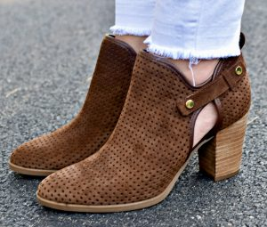 Melissa Mom with Style Stitch Fix booties
