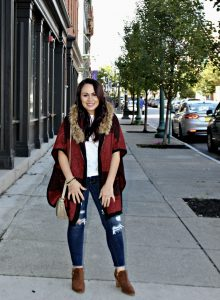 Melissa Mom with Style fall look essentials