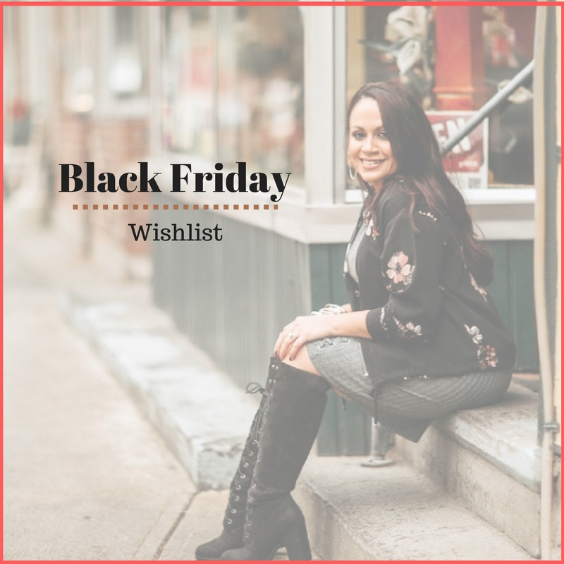 Melissa Mom with Style Black Friday Wish List