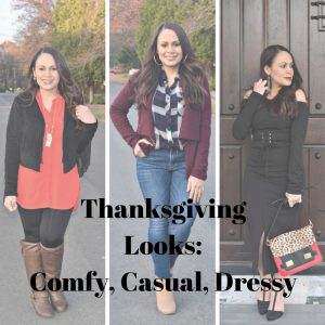Melissa Mom with Style Thanksgiving lookbook