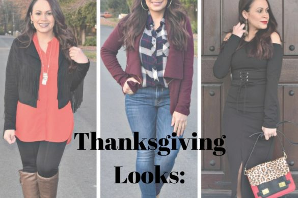 Melissa Mom with Style Thanksgiving looks: Comfy, Casual and Dressy