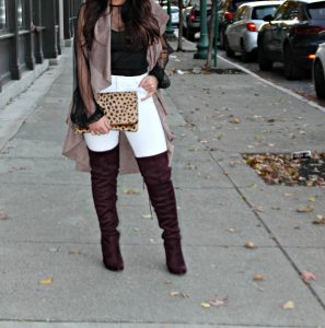 Melissa Mom with Style Target over the knee Boots