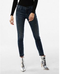 Melissa Mom with Style Black Friday Wish List: Express Pearl Jeans