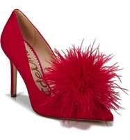 Melissa Mom with Style Black Friday Wish List: Nordstrom Sam Edelman Pompom Pumps