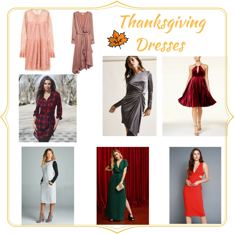 Melissa Mom with Style Thanksgiving Dresses