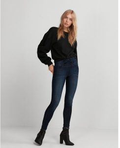 Melissa Mom with Style Black Friday Wish List: Express Corset Leggings
