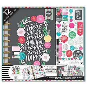 Melissa Mom with Style Girl Boss Planners: The Happy Planner