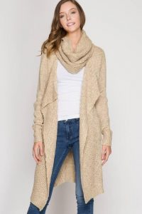 Melissa Mom with Style Winter Trends I'm Obsessed With Cozy Caridgan