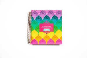Melissa Mom with Style Girl Boss Planners: KitLife Planner