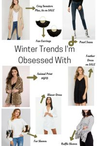 Melissa Mom with Style Winter Trends I'm Obsessed With