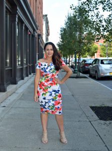 Melissa Mom with Style Petite Guide: How to Pull off Midi Style