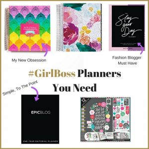 Melissa Mom with Style Girl Boss Planners