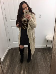 Melissa Mom with Style Winter Trends I'm Obsessed With Cozy Cardigan
