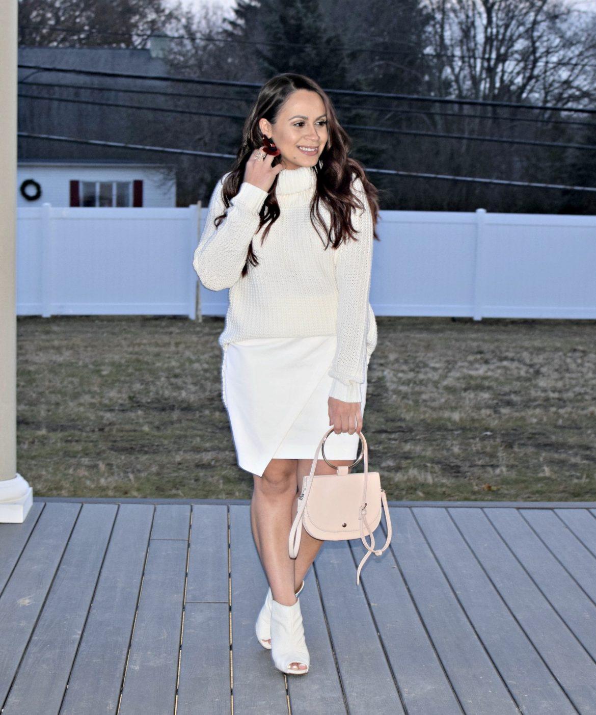 Melissa Mom with Style Christmas LookBook: White Christmas