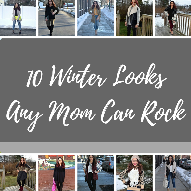 Melissa Mom with Style 10 Winter Looks Any Mom Can Rock