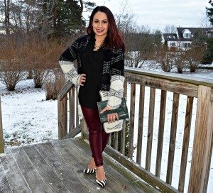 Melissa Mom with Style Winter Looks Any Mom Can Rock