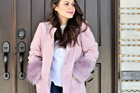 Melissa Mom with Style Statement Coat