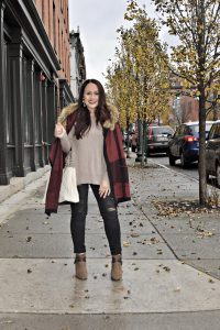 Melissa Mom with Style Steps to Create My Winter Minimalist Look