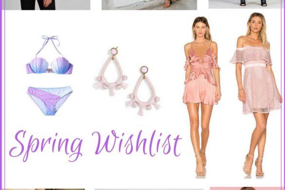 Melissa Mom with Style Spring Wishlist