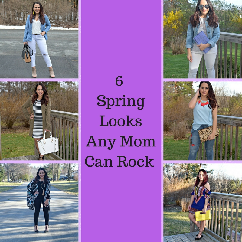 Melissa Mom with Style 6 Spring Looks Any Mom Can Rock