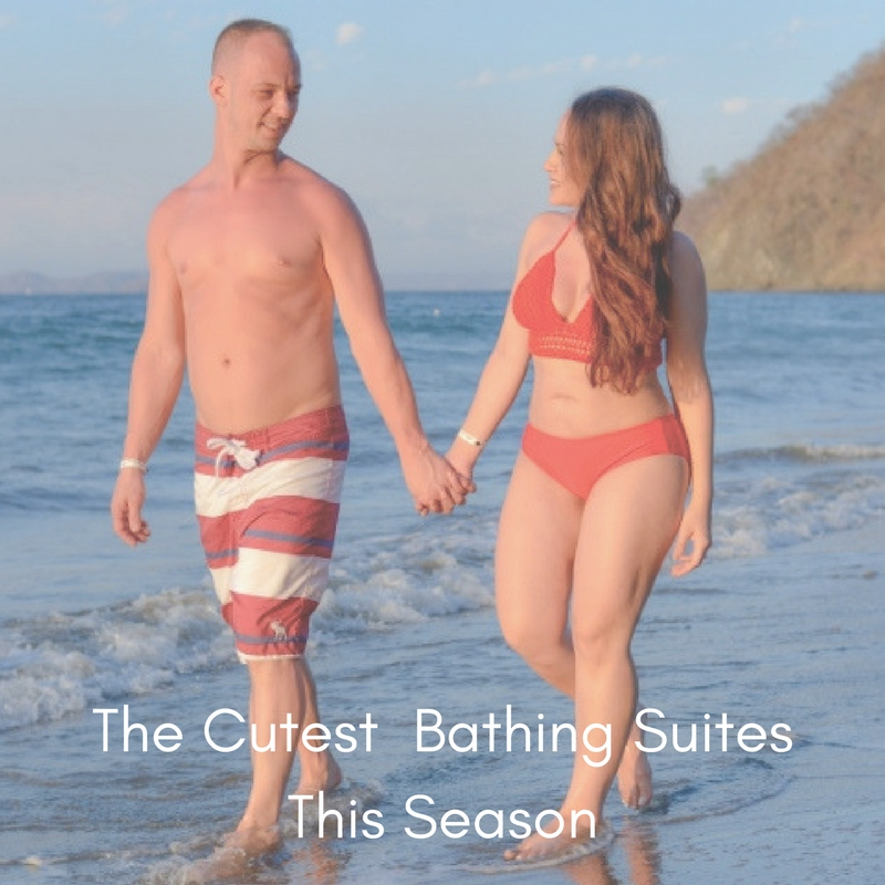 Mom with Style The Cutest Bathing Suites This Season