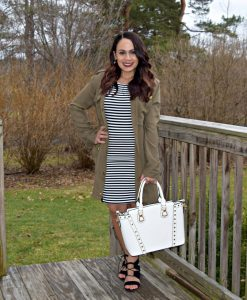 Melissa Mom with Style 6 Spring Looks Any Mom Can Rock Stripes are Essential for Spring