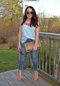 Melissa Mom with Style 6 Spring Looks Any Mom Can Rock Denim on Denim