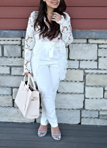 Melissa Mom with Style Petite Guide: Tie Waist Pants