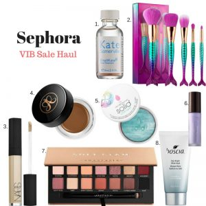 Melissa Mom with Style Sephora VIB Sale Haul