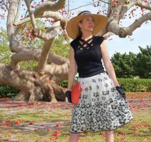Melissa Mom with Style Weekend Wear Linkup Co-Host