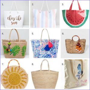 Melissa Mom with Style Mel's Top 10 Beach Bags You Need This Season