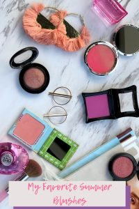 Melissa Mom with Style My Favorite Summer Blushes
