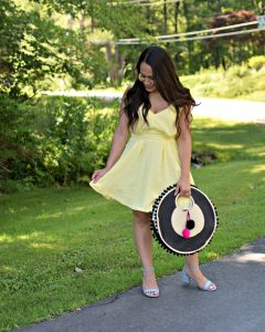 Melissa Mom with Style How To Accessorize a Summer Sundress