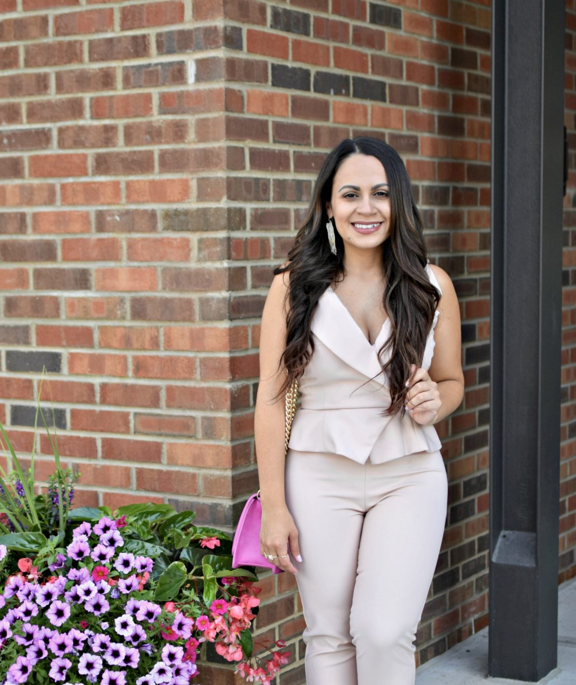Melissa Mom with Style The Jumpsuit You Can Wear From Work To Play