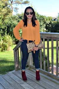 Melissa Mom with Style 6 Fall Looks Any Mom Can Rock